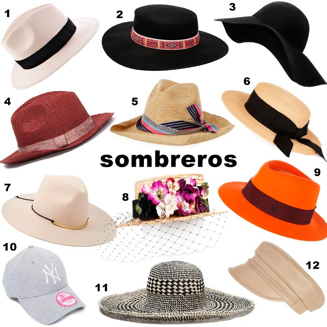 Street style\': ¡Coge tu sombrero!