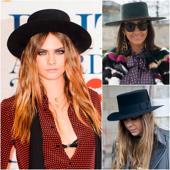 ce0905c699c54 Street style   ¡Coge tu sombrero!