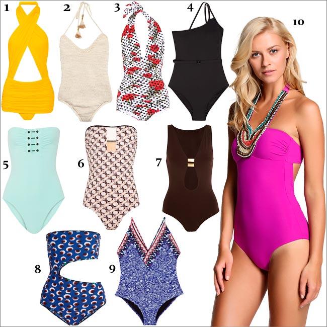 Shopping de bañadores