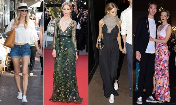 'En-Cannes-tadas' con su estilo: Poppy Delevingne triunfa en la Croisette