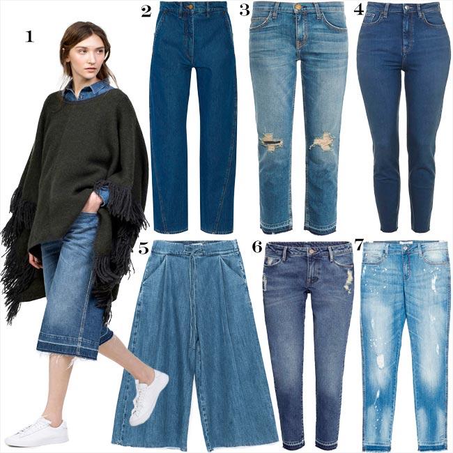 fdadb4db0a La revolución de los  cropped jeans