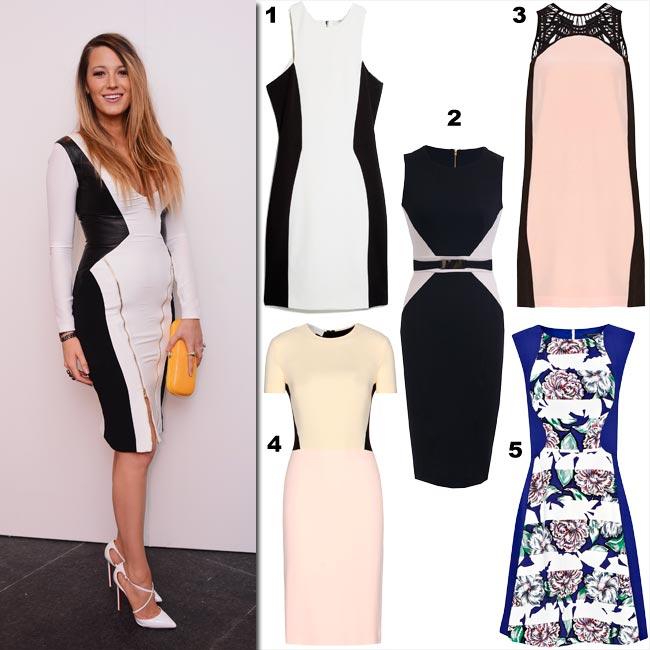 Tips vestido