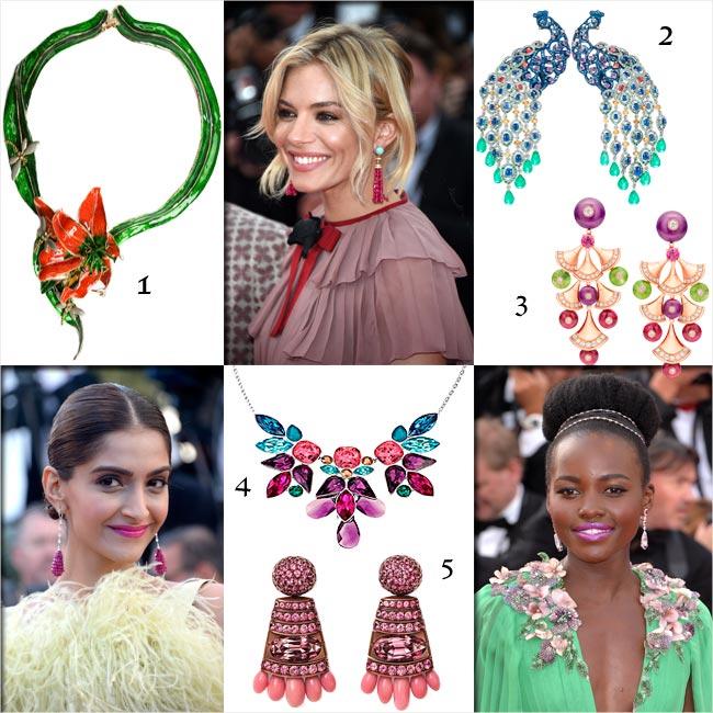 Joyas 'trendy': Un toque de color para tus 'looks'