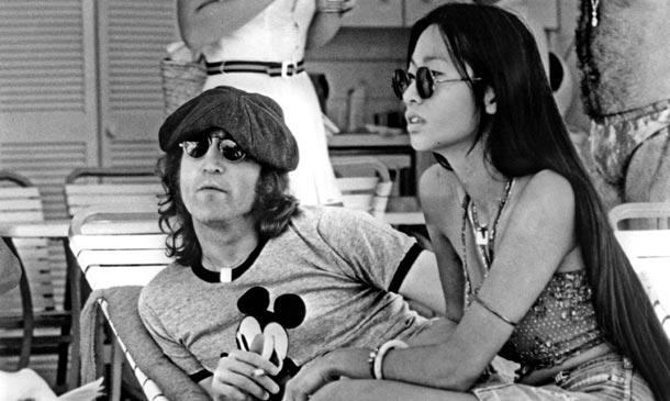 'All you need is love'... y unas gafas redondas al más puro estilo 'Lennon'