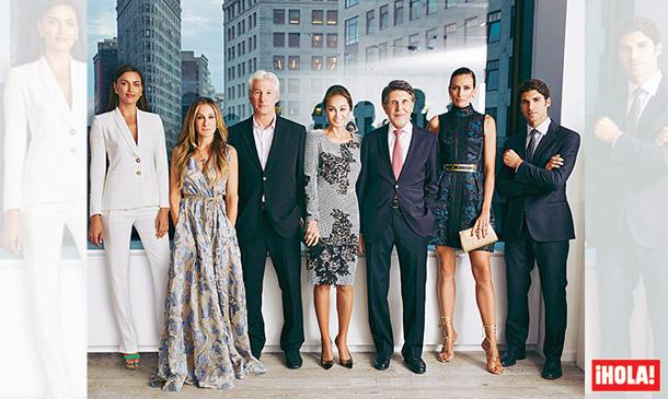 Elegancia de portada: consigue el 'look' de la fiesta de Porcelanosa