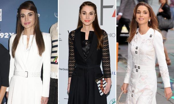 ¿Por qué Rania de Jordania es una de las 'royals' más elegantes?
