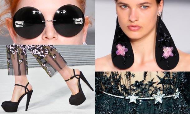 Cinco accesorios 'Couture' para no pasar desapercibida