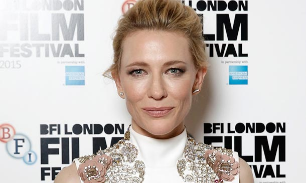 Falsos tatuajes, 'retro looks', 'cut-outs'… Cate Blanchett y su atrevido 'new style'