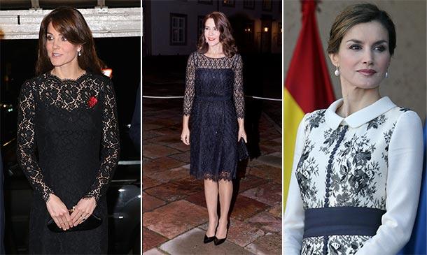 ¿Cuál es el vestido favorito de la realeza para esta temporada?