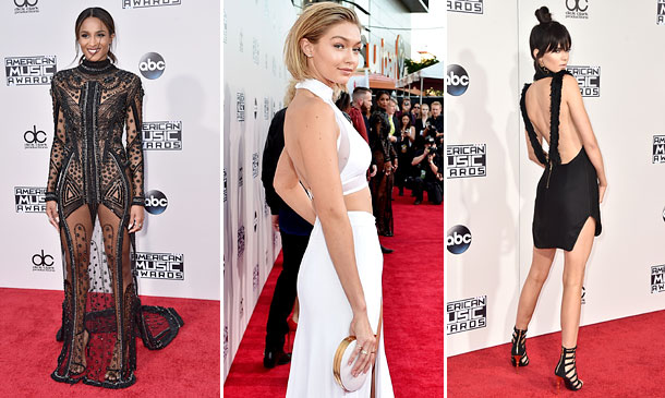 Tendencias 'de premio' en los American Music Awards