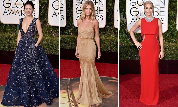 Globo de Oro 2016: ¿Quién ha sido la más elegante sobre la alfombra roja?