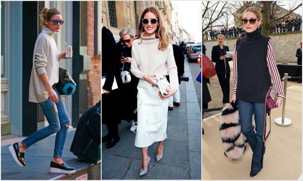 Guía de estilo: Cuello alto, un 'look' para cada ocasión
