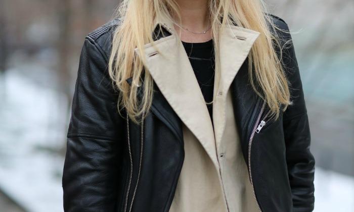 Nueva York: Dos abrigos mejor que uno