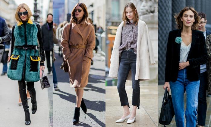 Los once mejores 'looks' de las 'fashion insiders' durante las semanas de la moda