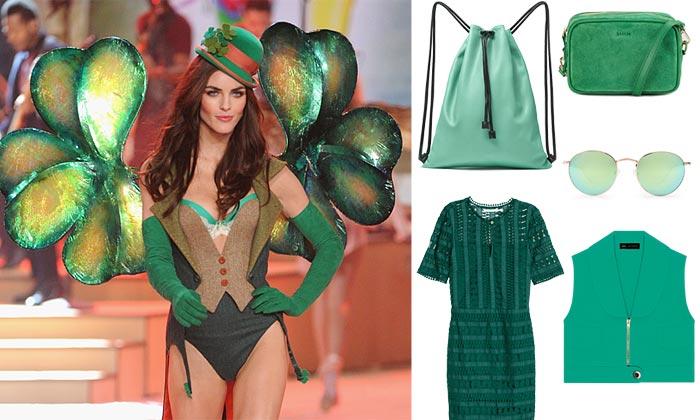 Pinta de verde tu día… por San Patricio: ¡Hazte con alguna de estas prendas y accesorios!