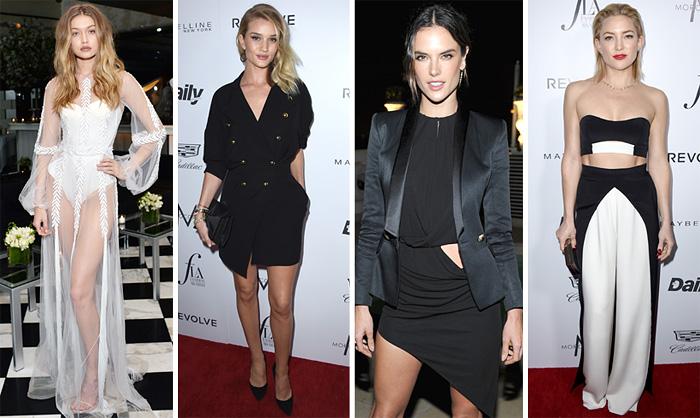Gigi Hadid, Alessandra Ambrosio, Jennifer López... ¿Quién ha acaparado todas las miradas en los premios FLAs 2016?