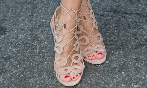 'Lace-up', el zapato que pisa fuerte esta primavera