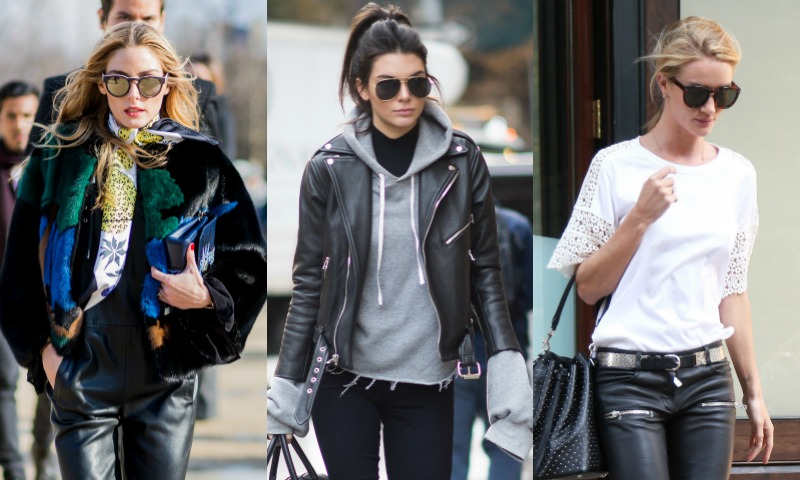 Kendall Jenner, Olivia Palermo, Rosie Huntington-Whiteley reciclan sus 'looks': Estos son sus favoritos