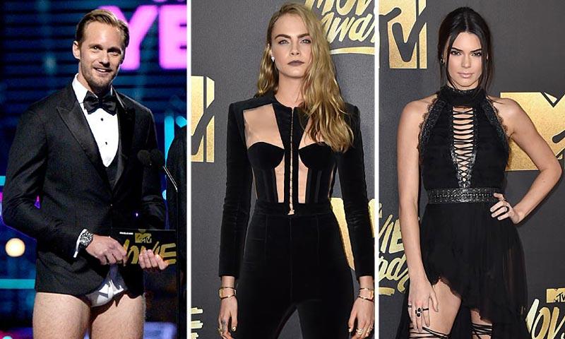 MTV Movie Awards 2016: los mejores (y los peores y más sorprendentes) 'looks' de estos premios