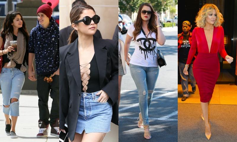 La venganza 'fashion' de las 'celebs': Cambio de 'look' como antídoto a una ruptura