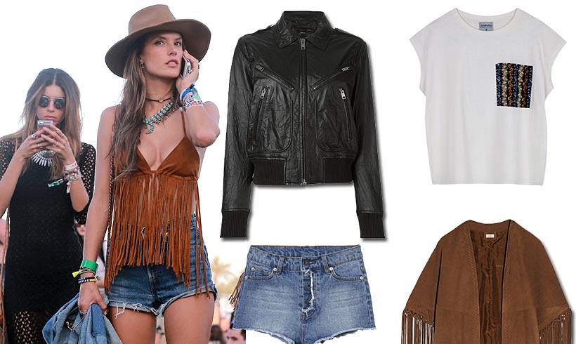 'Coachella Style': 30 prendas para conseguir tu 'look' festivalero