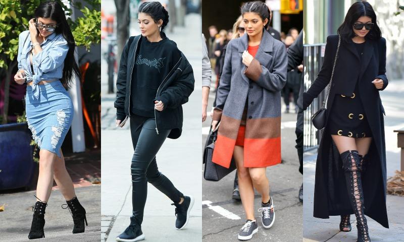 Kylie Jenner y su cambio de estilo: De '0 a 100' en tiempo récord