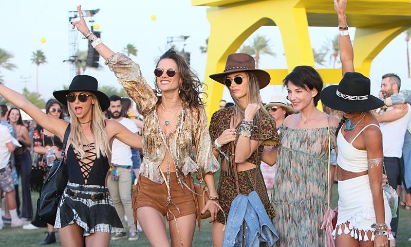 Coachella 2016, en fotos: ¿Quiénes han estado durante el primer fin de semana y cómo han vestido?
