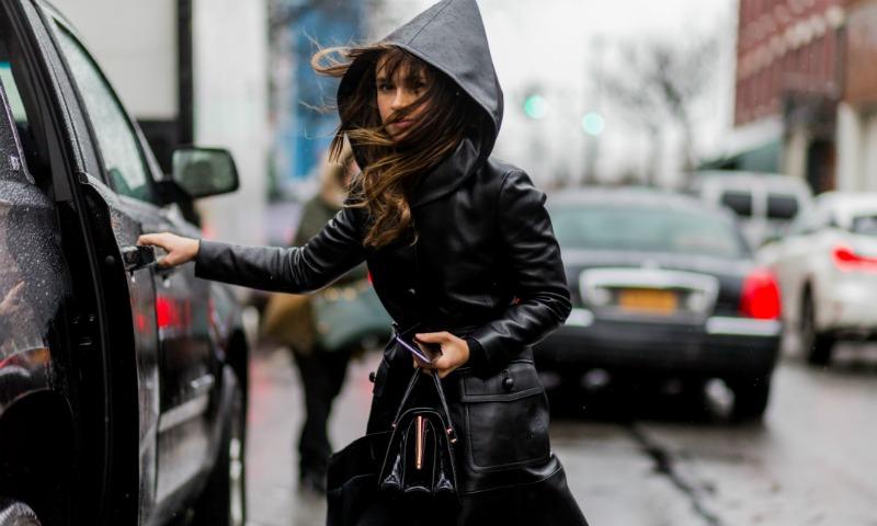 Trucos para estar perfecta en un día de lluvia
