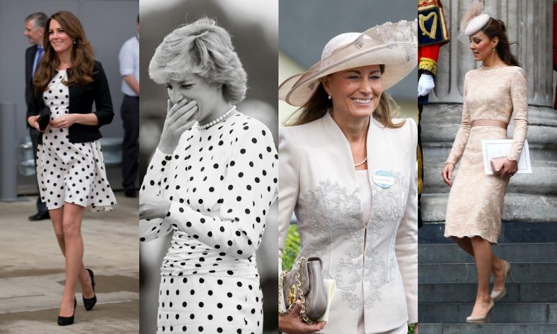¿Diana o Carole? Las dos mujeres emblemáticas que inspiran el armario de la Duquesa de Cambridge