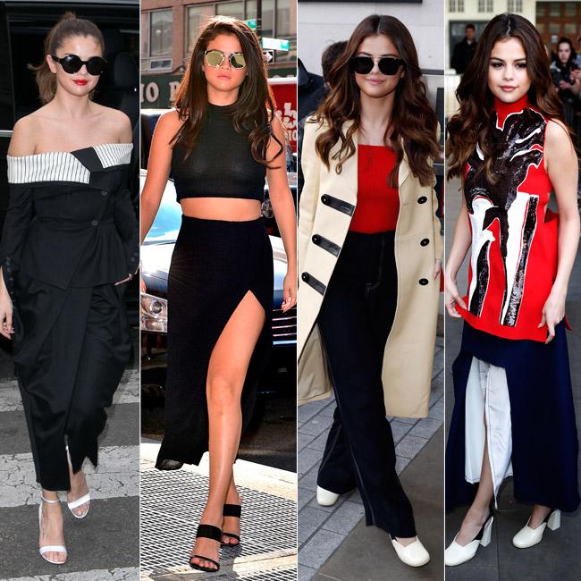 El Nuevo Estilo De Selena Gómez En 6 Claves Y 24 'looks