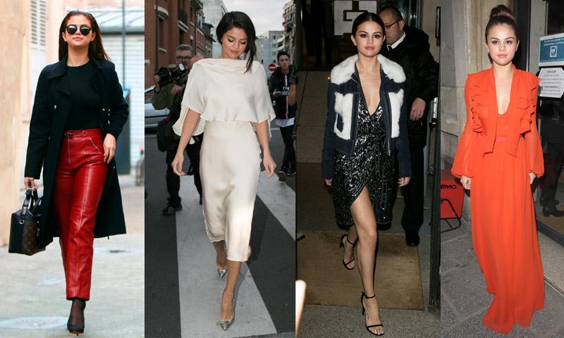 El nuevo estilo de Selena Gómez en 6 claves y 24 'looks'