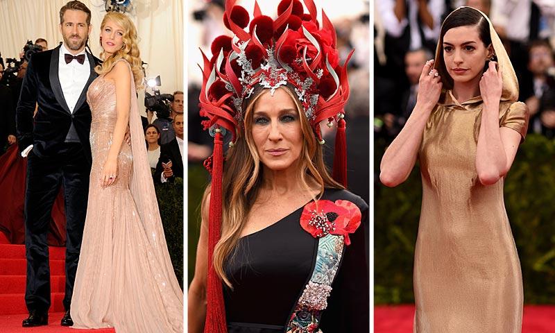 Gala MET: Repasamos 'momentazos' históricos, los mejores (y peores) 'looks'... ¡foto a foto!