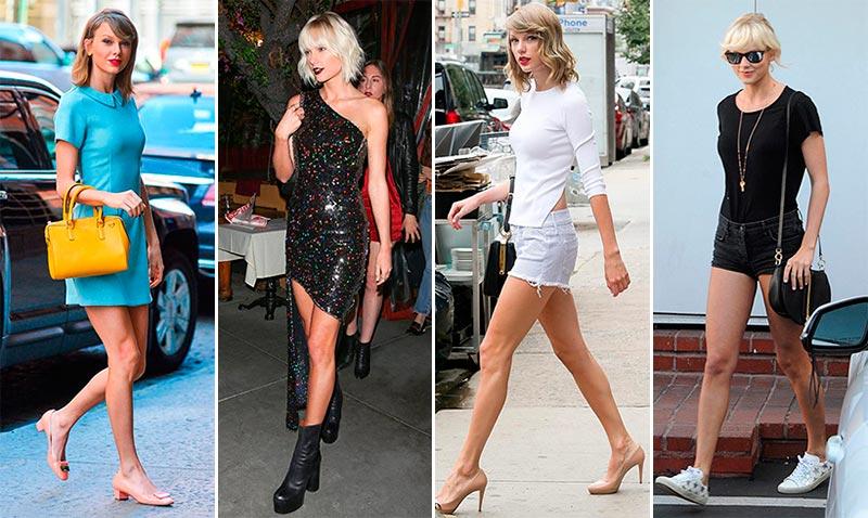 Taylor Swift, ¿qué pasó con su estilo de niña buena?
