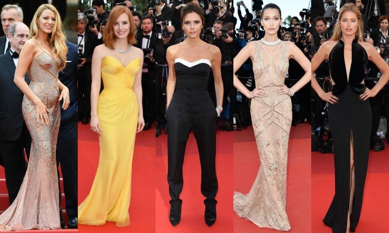 Cannes 2016: Todos los 'looks' de alfombra roja, foto a foto