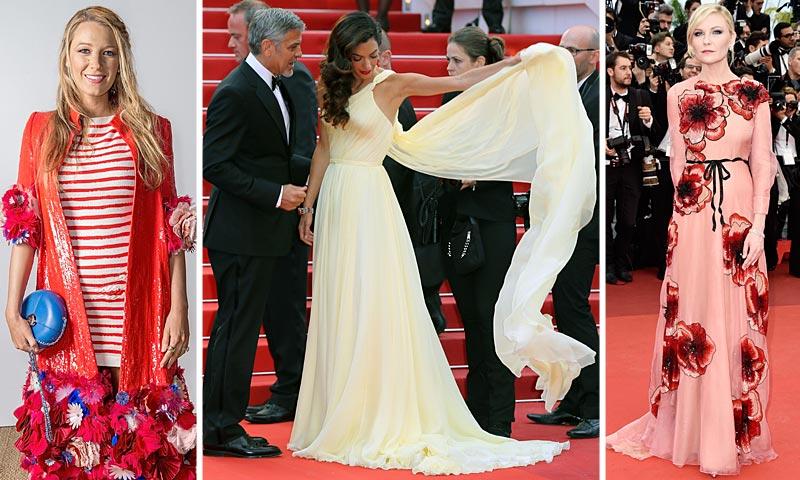 Las tendencias que han conquistado la alfombra roja de Cannes