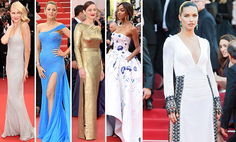 Votación: ¿Quién ha conquistado la alfombra roja de Cannes?