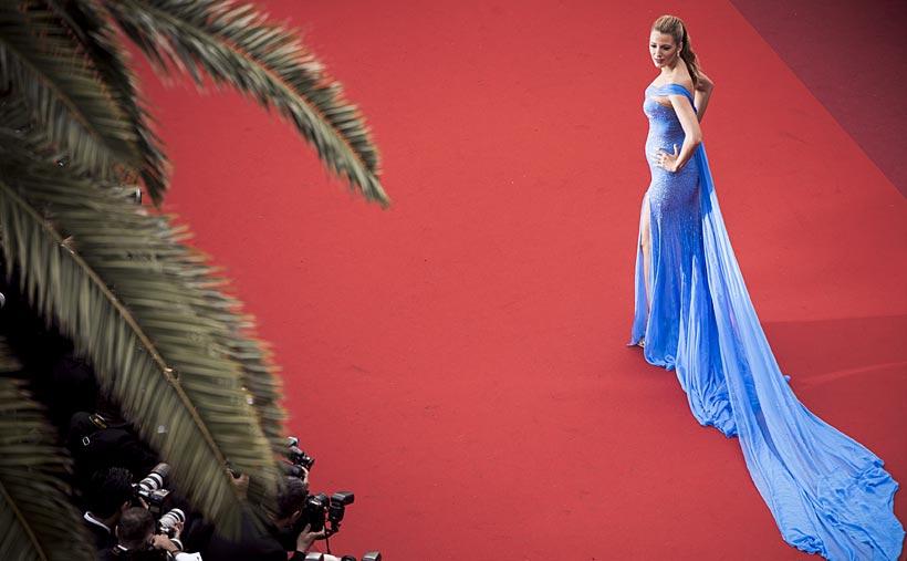 Y el Festival de Cine de Cannes 2016 se recordará por… Blake Lively: ¿Por qué?