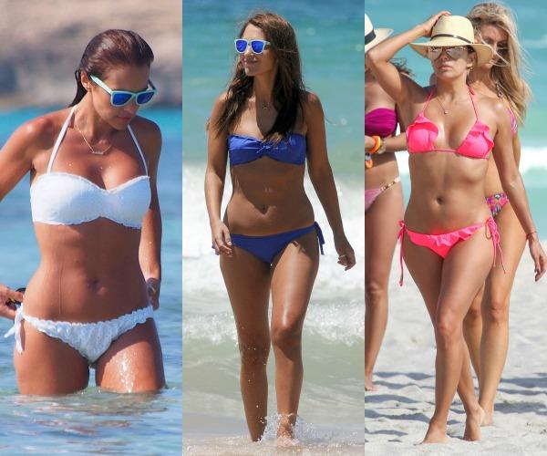 b4e54cd86e3 Ocho trucos infalibles para tener un cuerpo 10 en bañador y bikini ...