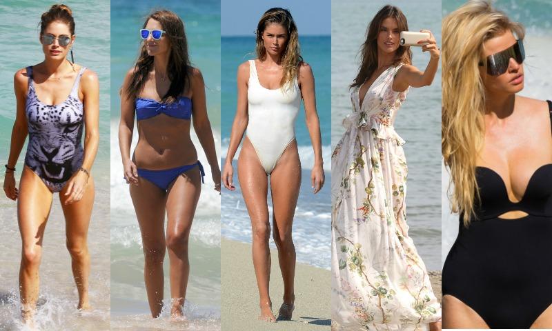 df94b6573a1 Ocho trucos infalibles para tener un cuerpo 10 en bañador y bikini (y sin  dietas)