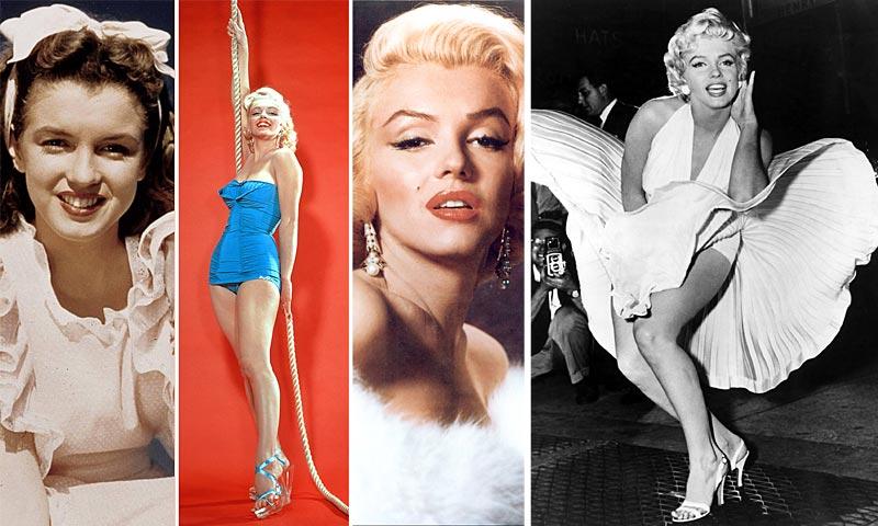 Marilyn Monroe, de modelo a actriz... y a ¡icono de moda!: 90º aniversario de su nacimiento