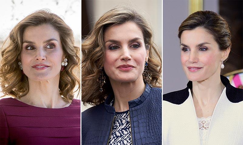 Los pendientes de la reina Letizia... ¡pueden ser tuyos!