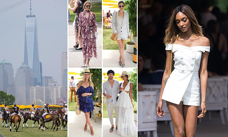 'Dress code': ¡Vístete para una tarde en el polo, con vistas a Manhattan!