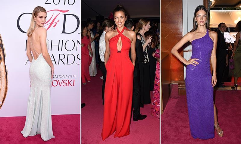 CFDA 2016, los 'Oscar de la moda': Foto a foto, todos los 'looks' de la alfombra roja
