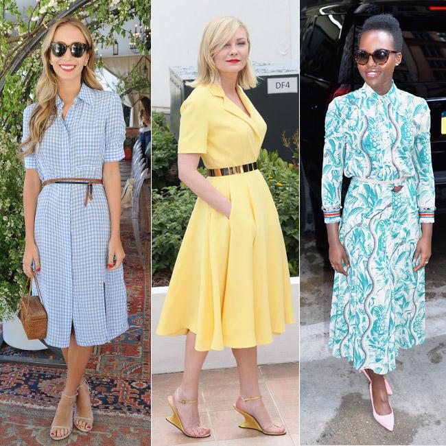 fb3a90ff13 Patrones de vestidos camiseros largos – Vestidos de noche