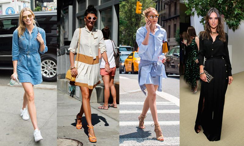 El nuevo vestido camisero: Manual de uso