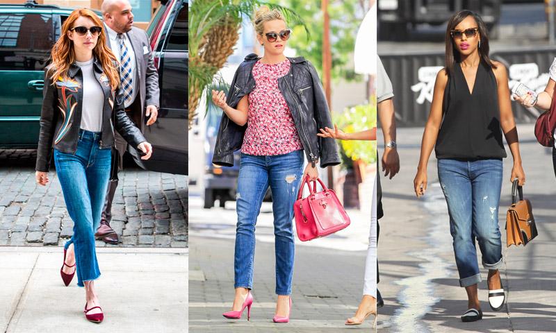 Guía de estilo: Cómo vestir tus 'jeans' también en la oficina