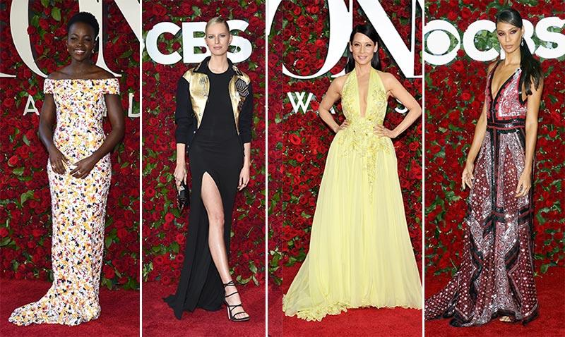Tony Awards 2016: Todos los 'looks' que han dado el 'do de pecho'