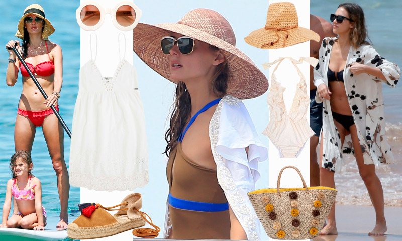 'Summer Time'! 40 Imprescindibles para pisar la playa
