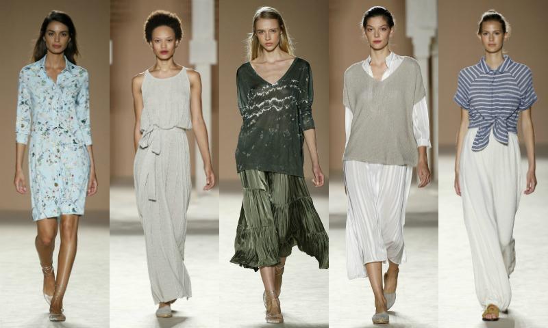 ¿Qué tendencias se están llevando en la pasarela 080 Barcelona Fashion?