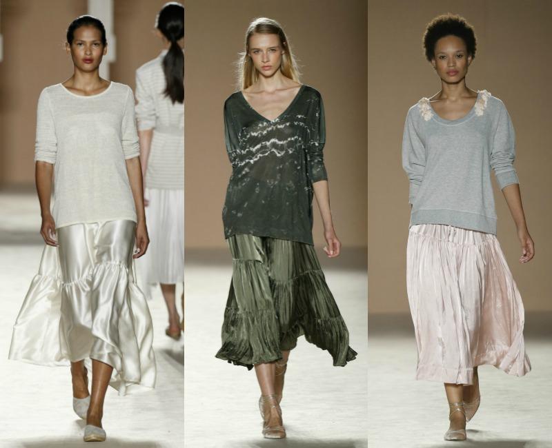 Qu tendencias se est n llevando en la pasarela 080 for Escuelas de moda en barcelona
